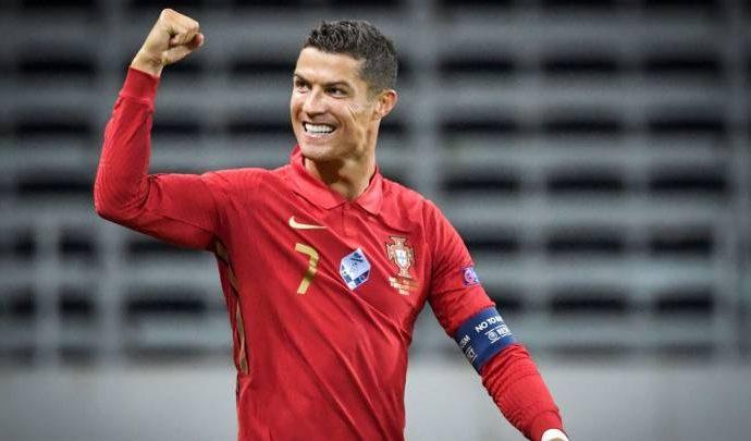 Cristiano Ronaldo Pemain Segudang Penghargaan