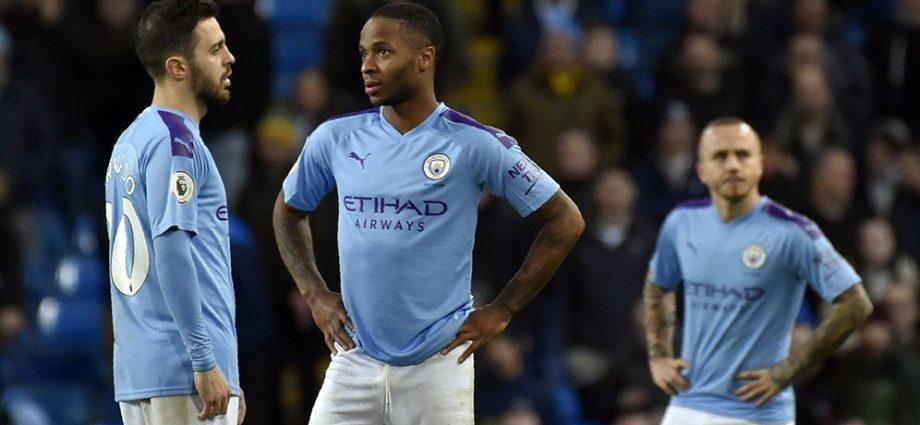 Manchester City Dihukum, Hingga Pandemi Virus Corona