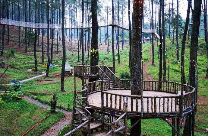 Wisata Terasik di Bandung dan Bogor yang Wajib Anda Datangi